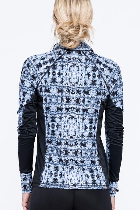 Frostbite pullover back