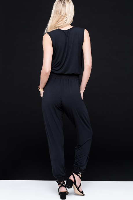 Jumpsuit black back