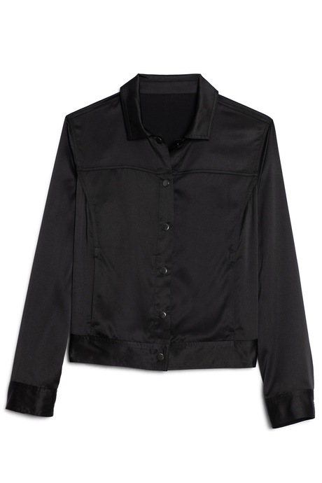 Alva jacket black pinup