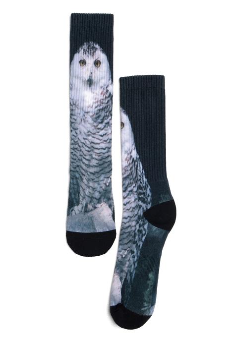 Nordic sock pack pinup owl
