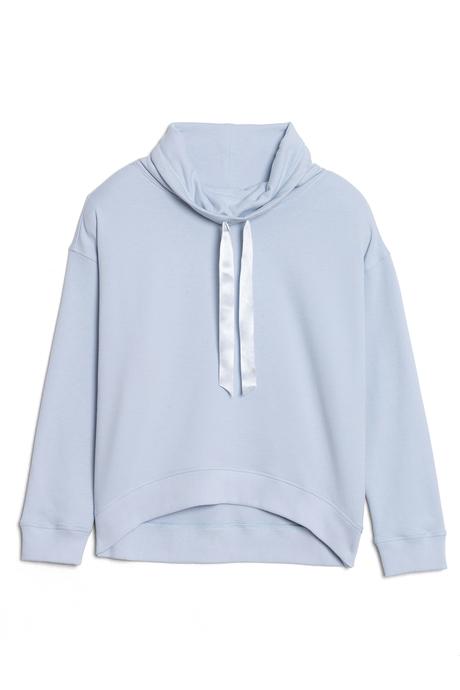 Sofia sweatshirt caspian blue pinup