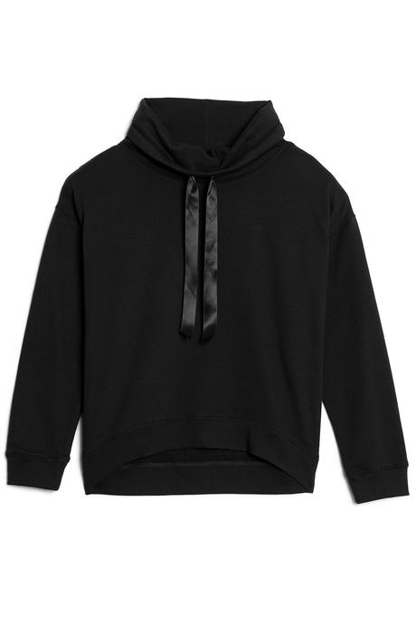 Sofia sweatshirt black pinup