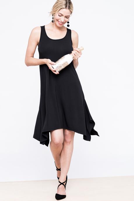 Isabelle dress front