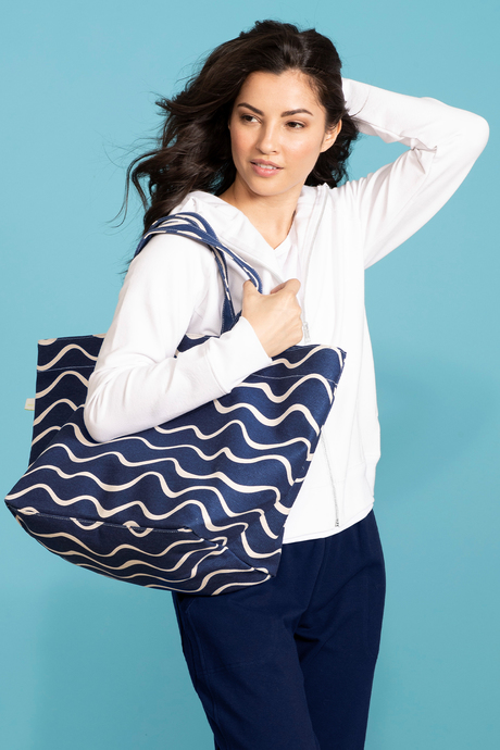 Shorelinetote bluewave outfit
