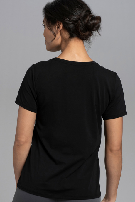 Pimacrewneck black back