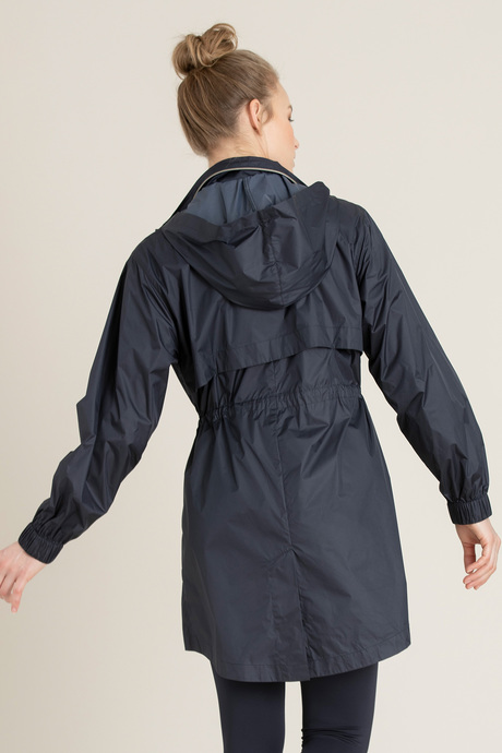 Akarianorak back navy