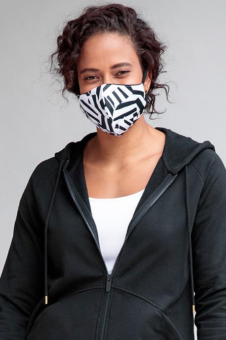 Facemask shibuya front