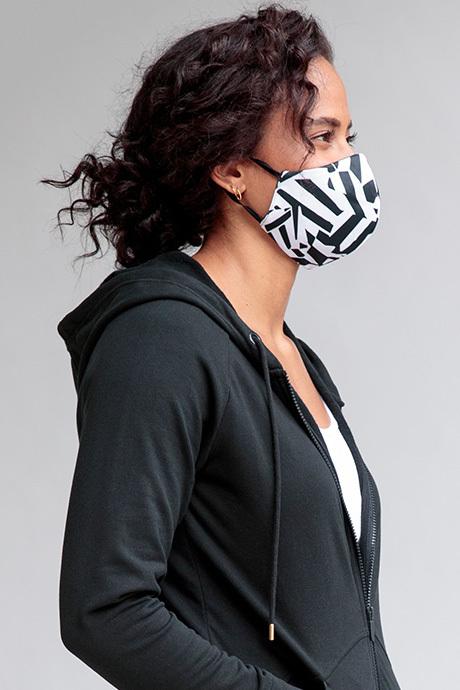 Facemask shibuya side