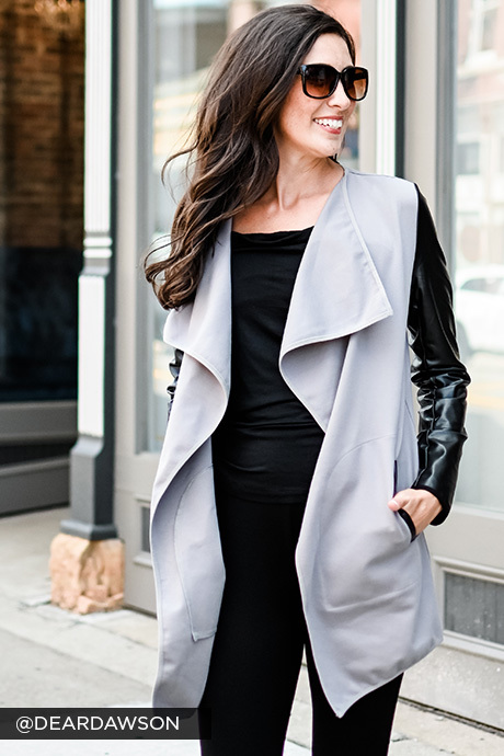 Dismountjacket taupe jessica