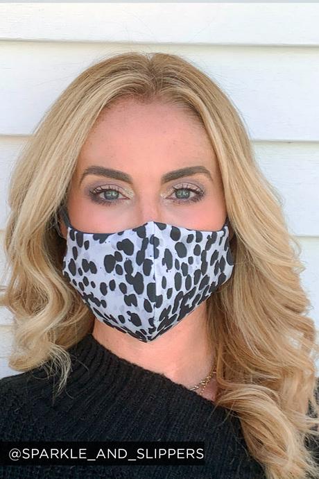 Mask dalmatian front2