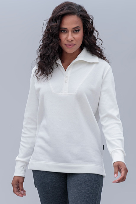 Slopesidepullover cloud front