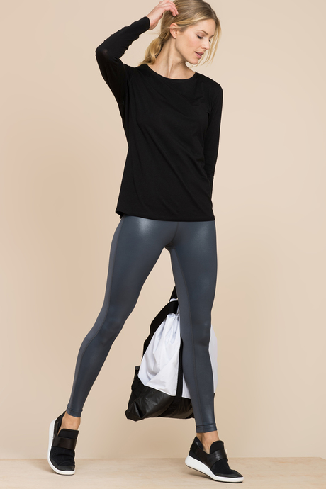 Nina leggings steel full