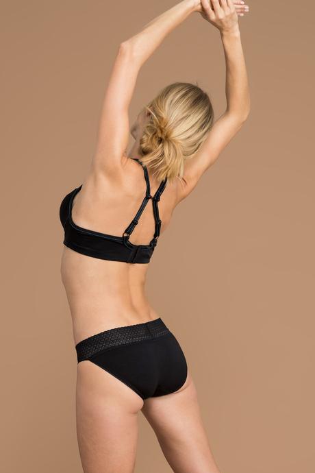 Simply soft bikini back