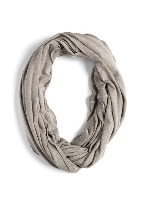 P019 infinity scarf gray  281 29