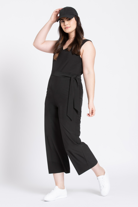 Jumpsuit black 1568