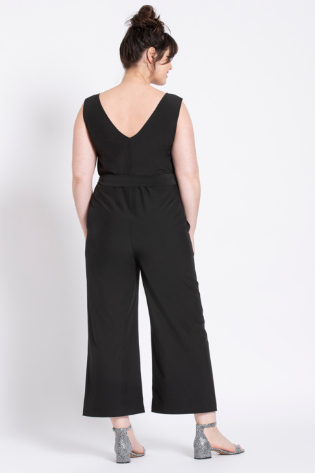 Jumpsuit black 1547