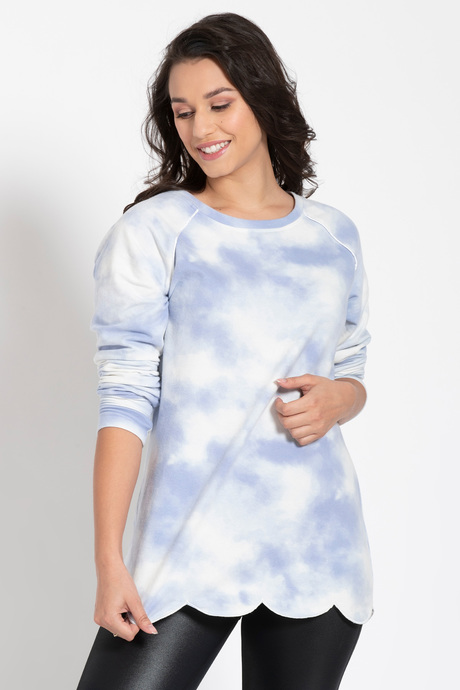 Provence pullover cloud 27
