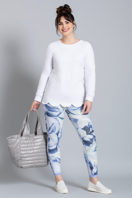 Provence pullover white 0062