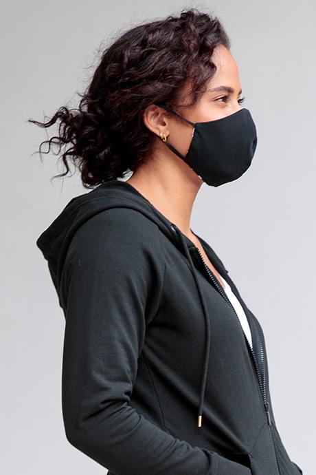 Facemask shibuya reverse side