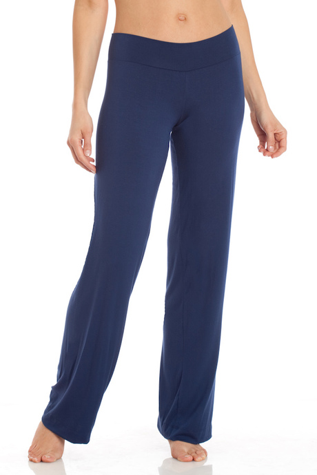 P0005 navy pant peach 1 cropped