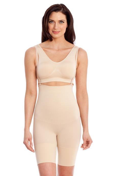 Hi waist shaper nude peach 0106
