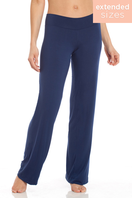P0005 navy pant peach 1 cropped xtnd sizes