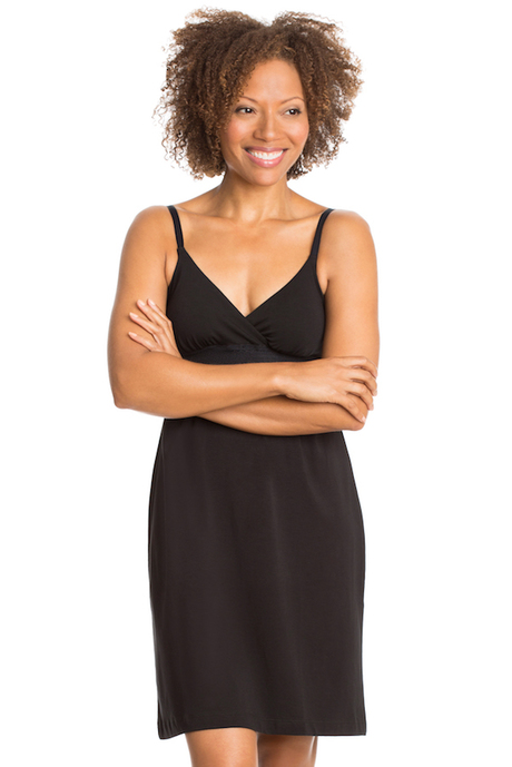 Black1 bliss sleep chemise 1