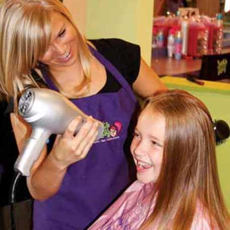 Kids Hair Cuts 5 Jul 2020