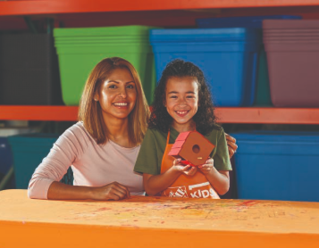 Kids DIY Workshop