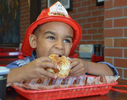 KIDS EAT FREE: Firehouse Subs