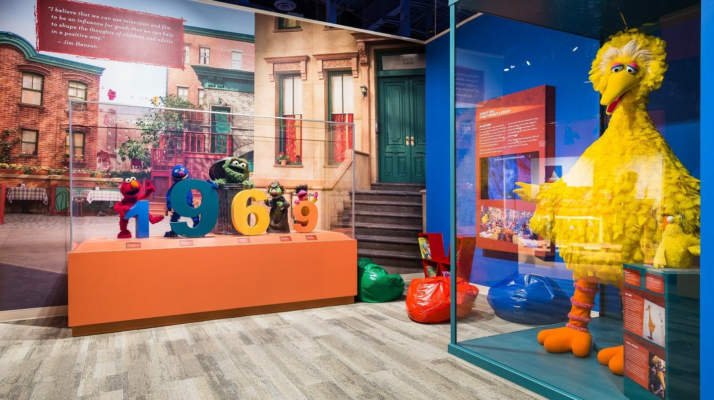 Worlds of Puppetry Museum
