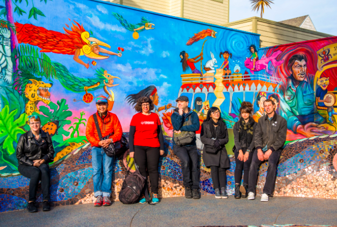 TOUR: Flavors and Murals of the Mission
