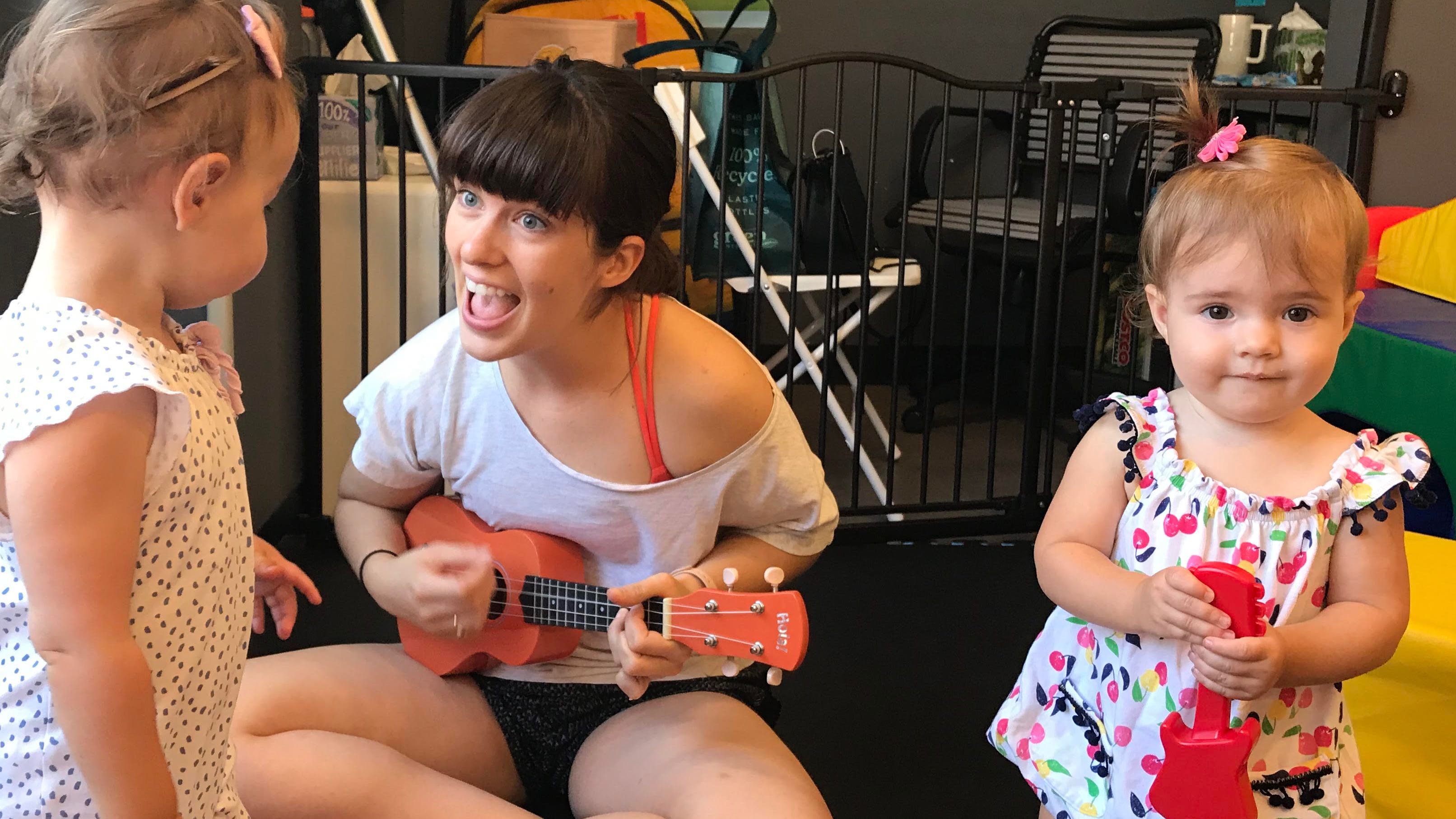 Mommy and Me Music Jam