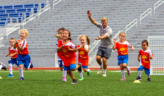 TinyTykes Summer Camps - The Colorado Springs School - Week 1