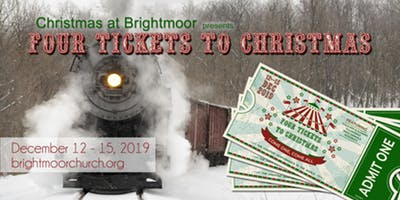 Christmas at Brightmoor - Thursday 7 PM, 12/12