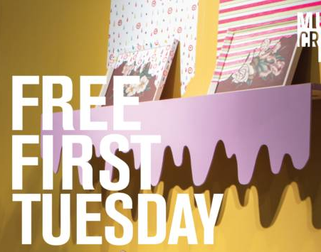 Free First Tuesday!