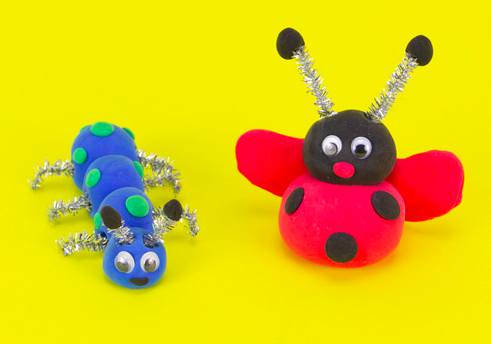 Kids Club Model Magic Bugs
