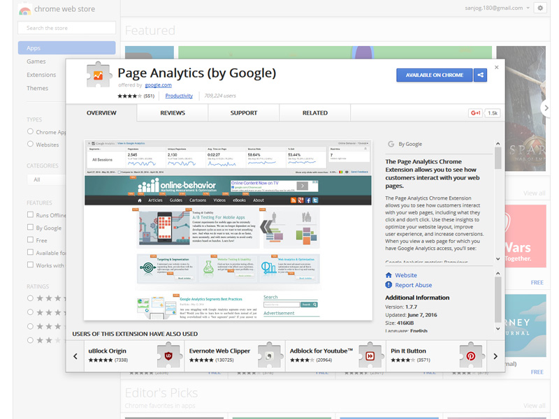 How to use In-Page Analytics to boost conversions