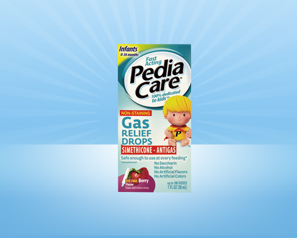 PediaCare® Infants Gas Relief Drops
