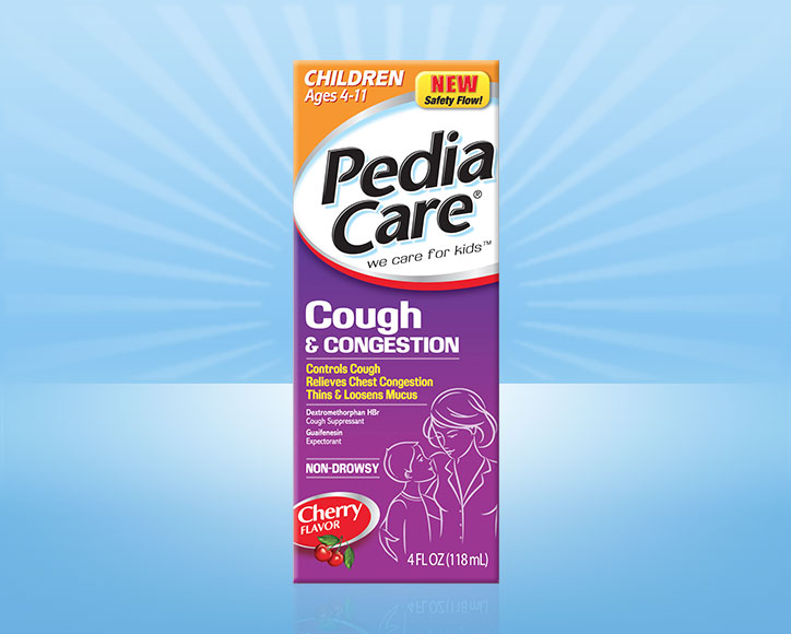 PediaCare® Children's Cough & Congestion