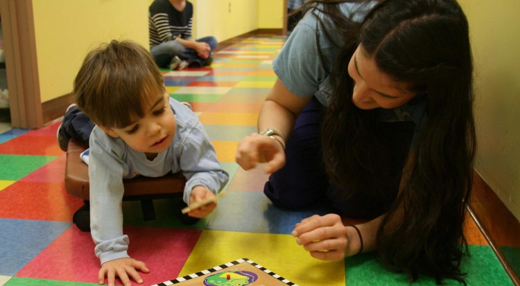 pediatric occupational therapy northern virginia