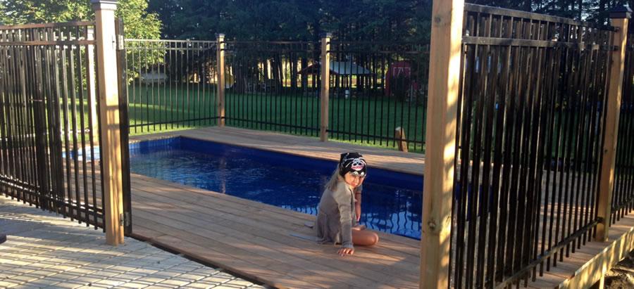 New Fiberglass Swimming Pool Peerhub