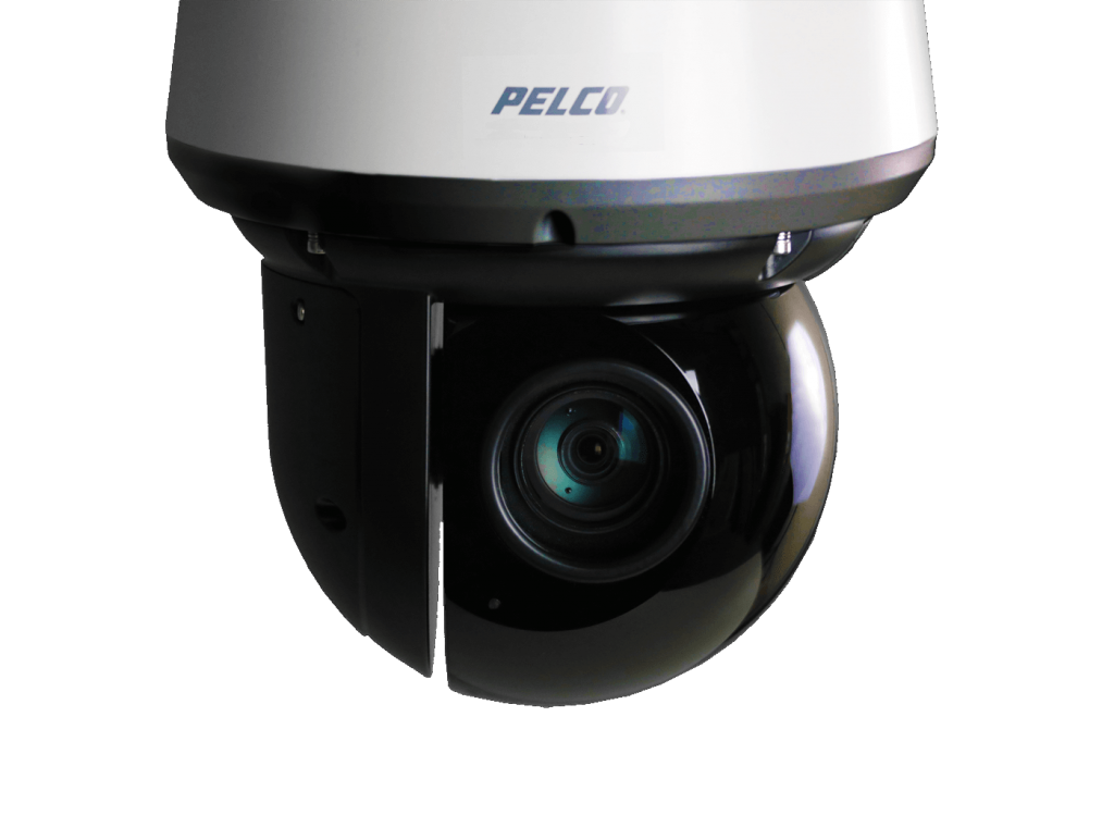 pelco spectra pro ir close up