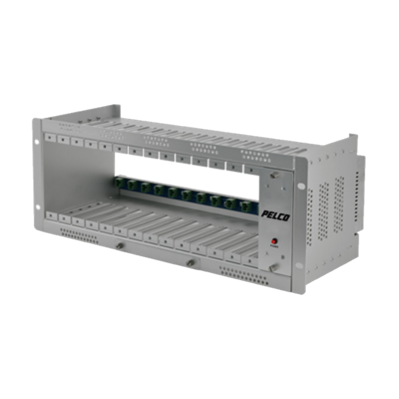 pelco ethernet connect rack board