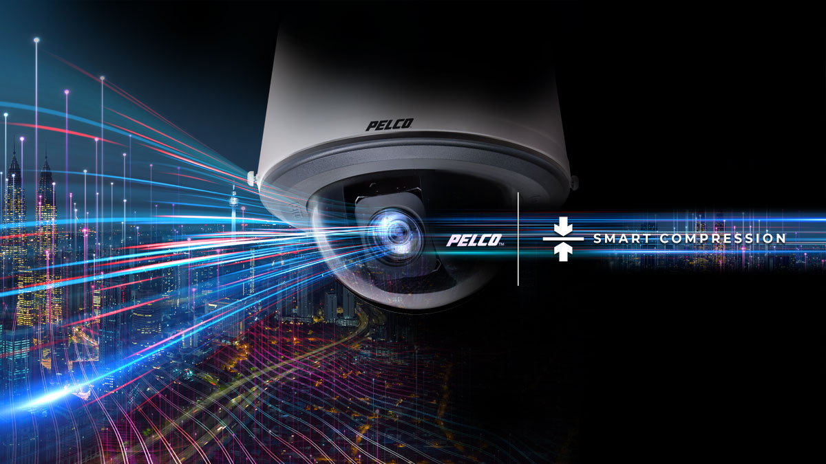smart-compression-dome-pelco-cameras-analytics-technology