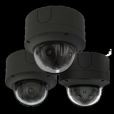 optera multi-sensor panoramic ip pelco camera