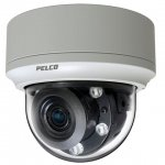 pelco sarix enhanced fixed ip dome camera