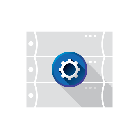 pelco server config icon