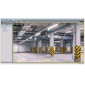 pelco ds controlpoint vms with screenshot