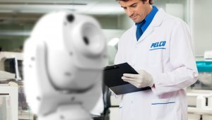 Pelco quality support and repair